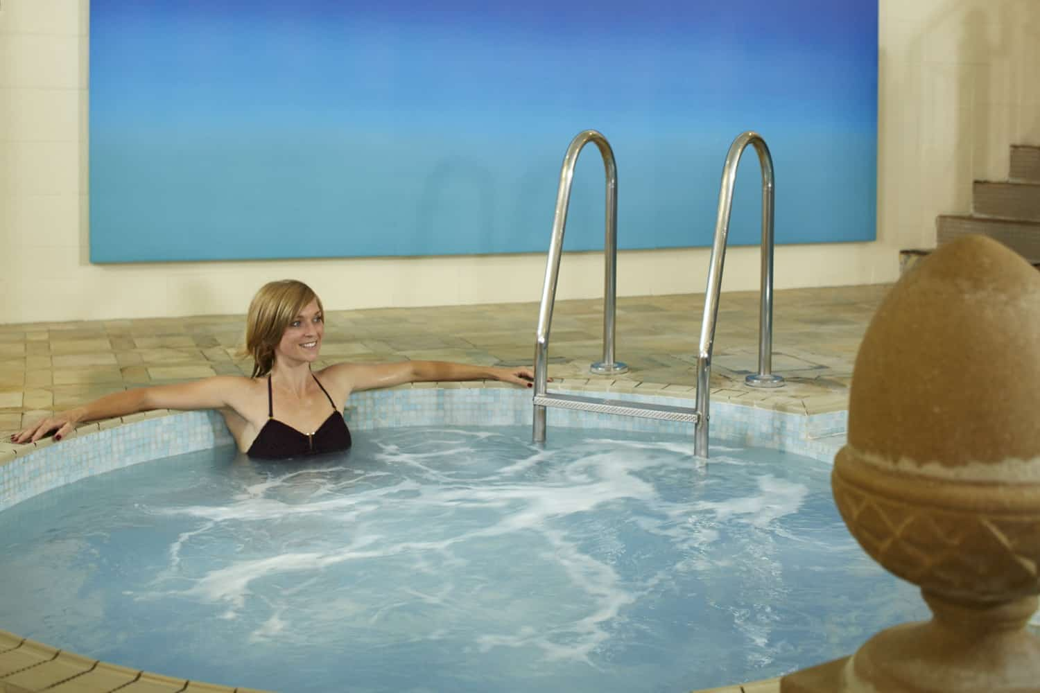 Relax in Aquilla Whirlpool