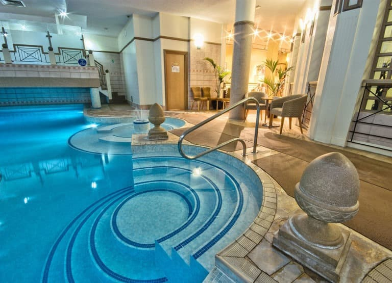 Aquilla spa and fitness centre in knightsbridge london London hotels with swimming pool and gym