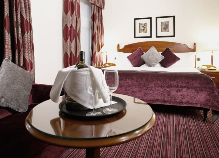 24 hour room service at the Rembrandt Hotel London